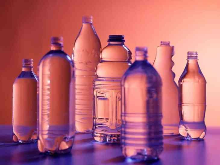 Xenoestrogens bottles